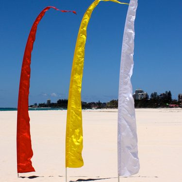 Bali Flags & Buntings