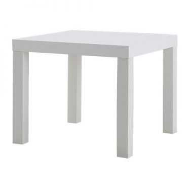 White Table Small