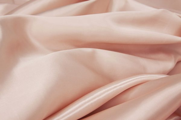 Blush Satin Tablecloth Rectangle